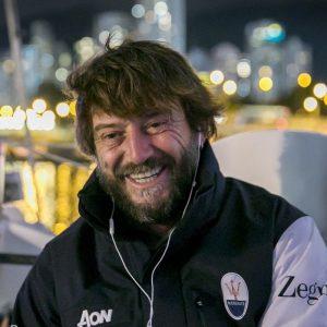 Aon sale a bordo di Maserati Multi 70 per la sfida al record Hong Kong-Londra