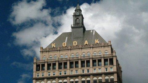 Kodak, exploit in Borsa sulle ali della criptovaluta: +100% in 2 giorni