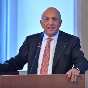 Abi, Patuelli confermato presidente: al via il 3°mandato