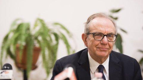 Unicredit, l'ex ministro Padoan designato alla presidenza