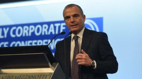 Eurizon: patrimonio gestito sale del 2%, utile di 116,6 milioni