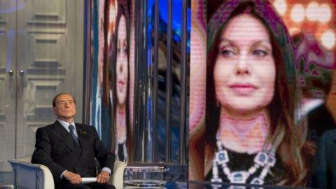 Berlusconi, Veronica Lario in Cassazione per il mantenimento