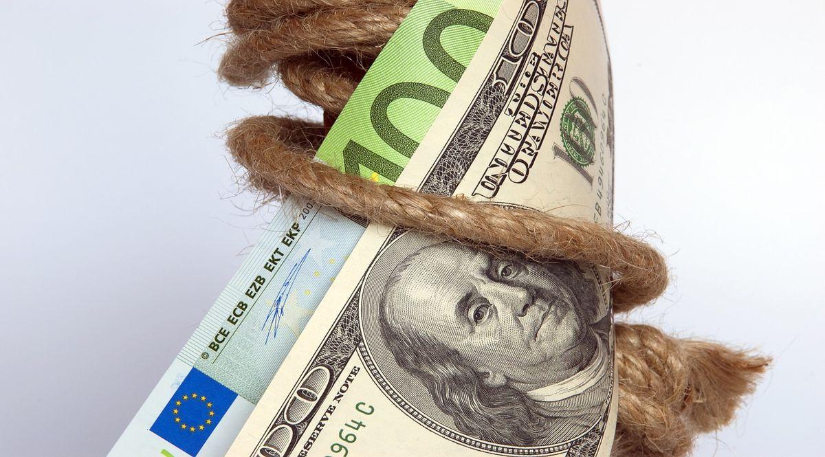 Valute e cambio euro dollaro