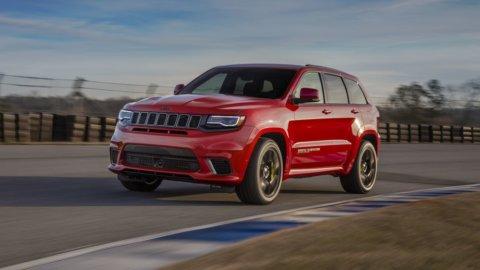 Auto: frena mercato Ue, exploit Fca con Jeep