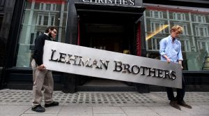 La crisi di Lehman Brothers