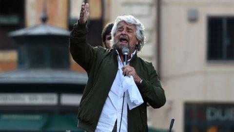 Grillo divorzia dai Cinque Stelle, Salvini si smarca da Berlusconi