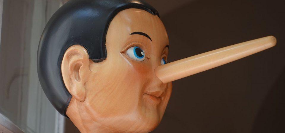 Col Fisco tutti Pinocchio: bugie per oltre 120 miliardi