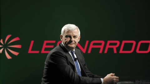 Profumo lancia la Fondazione Leonardo: Violante presidente