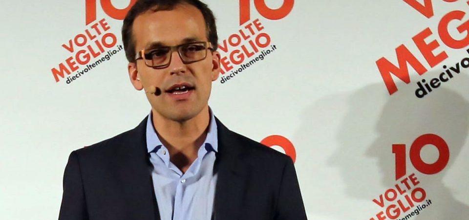 10 Volte Meglio, il partito-startup alle elezioni