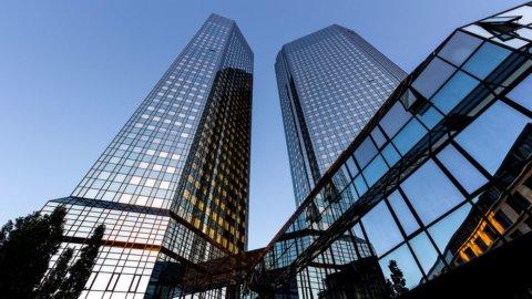 Le banche tedesche non guadagnano più