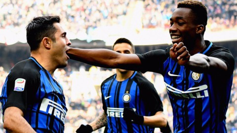 Inter e Roma riconquistano la Champions e ringraziano la Lazio