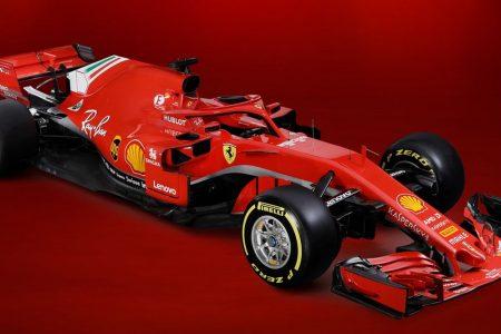 Ferrari, ecco la nuova Rossa per il mondiale 2018 di F1