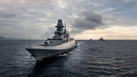 Fincantieri-Leonardo, riparte la joint venture delle navi militari