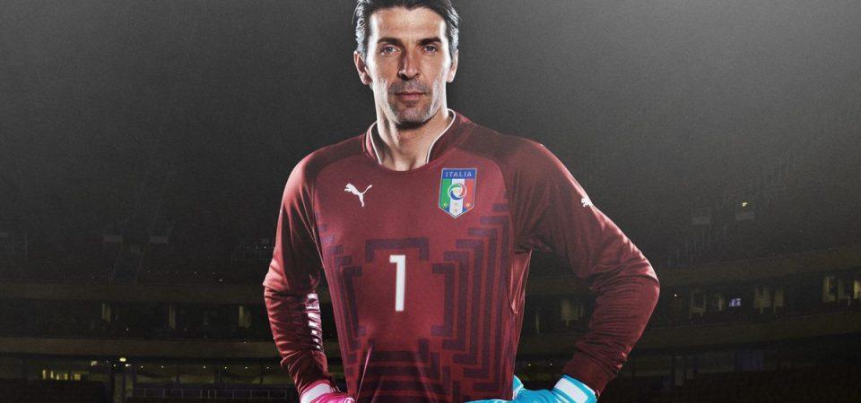 Buffon eterno: sarà ancora lui il portiere della Nazionale