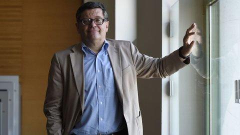 Giuseppe Berta all'Università Bocconi