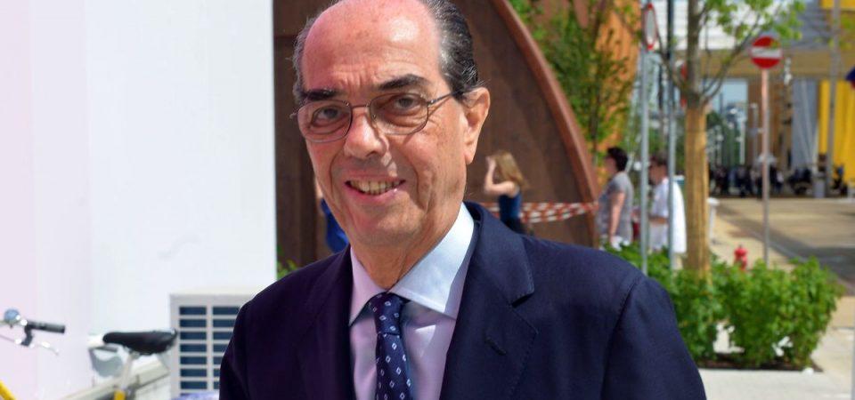 online retailer 2ab10 ce691 Addio a Gian Marco Moratti, presidente di Saras - FIRSTonline