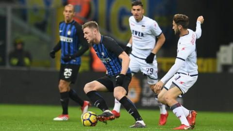 Zenga imbriglia l'Inter a San Siro e dà speranza a Roma e Milan
