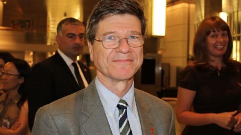 Economia e sostenibilità, per Jeffrey Sachs laurea honoris causa a Brescia