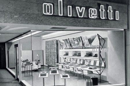 Olivetti: in mostra 110 anni di immaginazione