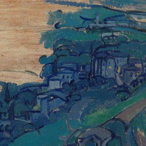 Treviso: Gino Rossi, 18 dipinti che ricordano le sofferenze di un artista raro