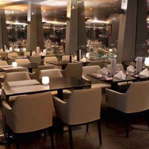 All'italiano Giorgetti il restyling del ristorante sulla torre simbolo di Monaco di Baviera
