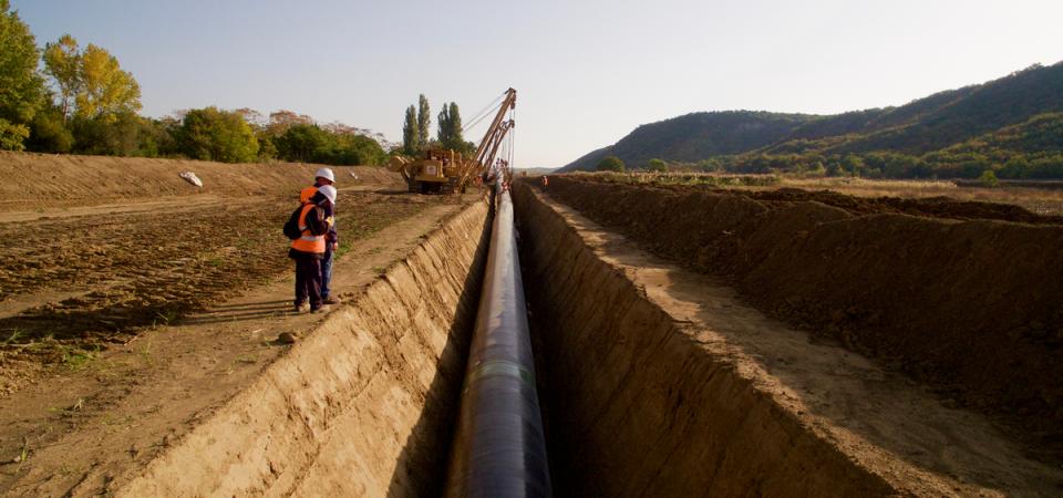 Gas naturale: nuove concessioni in ritardo, ma Bruxelles sostiene il Tap