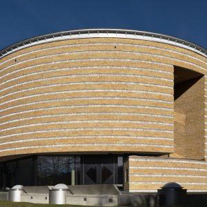 La Svizzera inaugura il Teatro dell'Architettura di Mario Botta