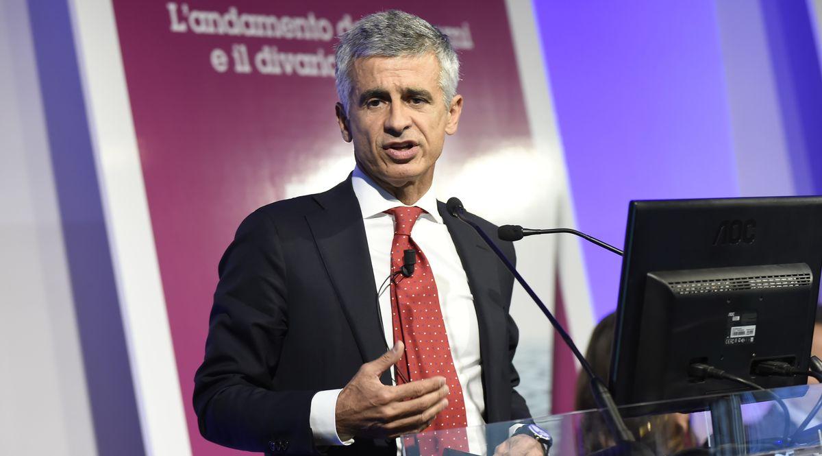 Aldo Bisio Ad di Vodafone Italia