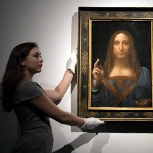 Global Art Market 2017: Christie's,  vendite record per 6,6 miliardi di dollari