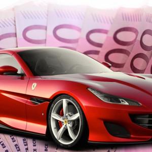 Ferrari accende il turbo, Piazza Affari in volo