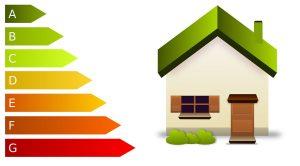 Rappresentazione di efficienza energetica per l'ecobonus