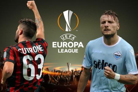Europa League, sorteggi: Lazio-Dinamo Kiev e Milan-Arsenal