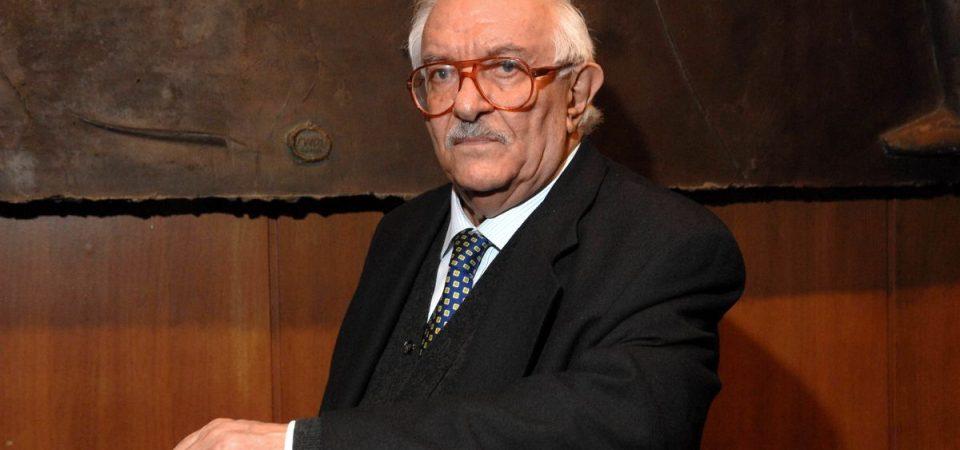 Addio a Giuseppe Galasso, grande storico e meridionalista