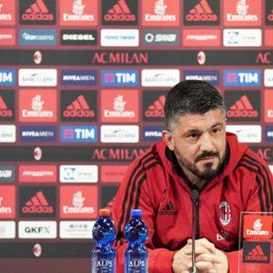 Milan, Gattuso addio. Inter, arriva Conte. Roma verso Giampaolo. Rebus Juve