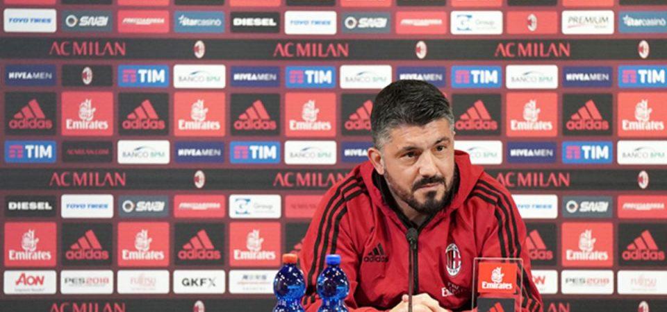 Serie A, rivoluzione in panchina: lascia anche Gattuso
