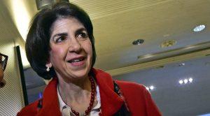 Fabiola Gianotti direttrice del Cern