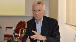L'imprenditore e politico Riccardo Illy
