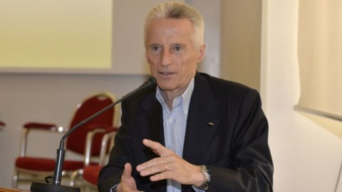 """Elezioni, Illy: """"Da imprenditore punto sulla forza tranquilla del centrosinistra"""""""