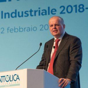 Cattolica Assicurazioni: a Verona Agent Day e piano industriale 2018-2020