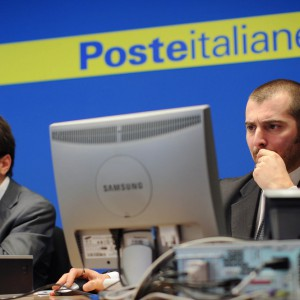 Netcomm Forum, Poste Italiane alla fiera dell'e-commerce
