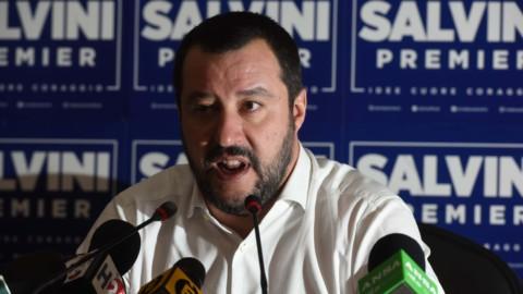 Macerata, Salvini e il centrodestra inciampano nel raid xenofobo