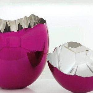 La scultura non é solo uova di Pasqua