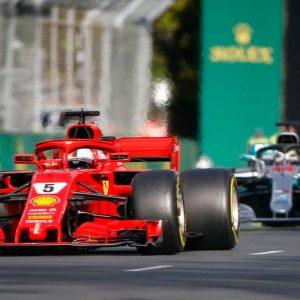 F1, in Australia è tripudio Ferrari: vince Vettel a sorpresa, terzo Raikkonen