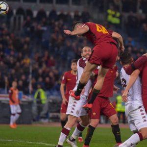 Roma, col Toro una vittoria che vale il triplo