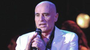 Il cantautore Edoardo Vianello