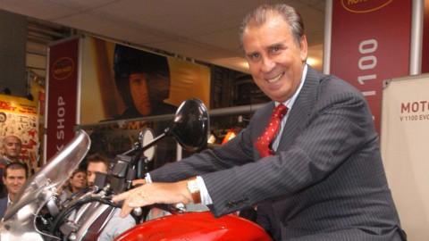 Moto: addio a Beggio, fondatore di Aprilia