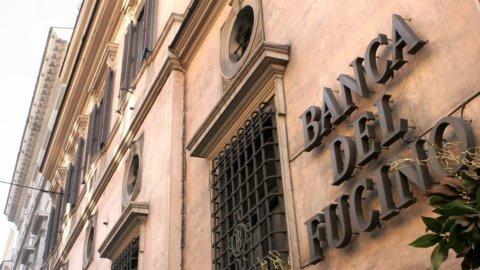 Banca Fucino: Igea tratta in esclusiva con i Torlonia