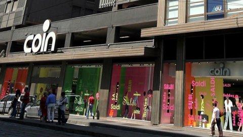 Coin, i grandi magazzini tornano agli italiani