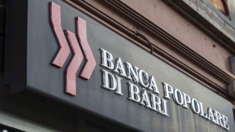 """Popolare Bari, i sindacati: """"Non paghino i lavoratori"""""""