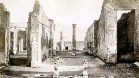 L'arte racconta la storia di Ercolano e Pompei
